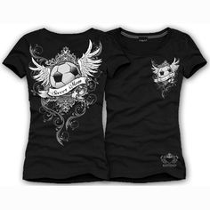 Black S/S SOCCER MOM Shirt  $32.95