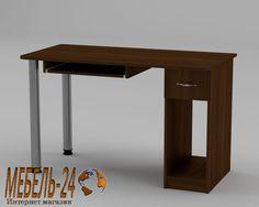 Компьютерный стол СКМ-10, купить дешёвый стол для компьютера - Фабрика Компанит, низкая цена