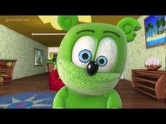 This is the Portuguese version of Mr. Mister Gummibär by Gummibär aka Osito Gominola, Ursinho Gummy, Funny Bear, The Gummy Bear, etc. VISIT Gummibär online a. Gummy Bear Song, Dance Games, Funny Bears, Portuguese, Yoshi, Music Videos, Bubbles, Weird, Songs
