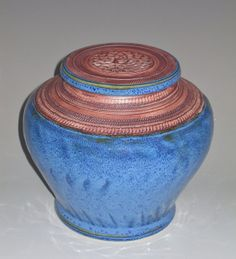 Cremation or Decoration Urn Vase in Best by earthtoartceramics, $95.00