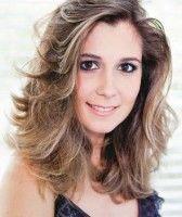 O corte de cabelo repicado inspira romantismo e muita sensualidade.