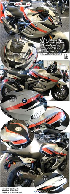 Motorcycle specific graphic kits for BMW K 1200 S - K 1300 S from Auto Trim DESIGN dress up your bike and will set you apart from the pack. Emoji Phone Cases, Hd Wallpaper Desktop, Wallpapers, Desktop Design, Window Graphics, Bmw Motorcycles, Rear Window, Motorbikes, Designer Dresses