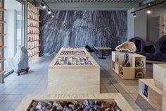 Henkai Architects' Precious Stone Gallery | Floornature
