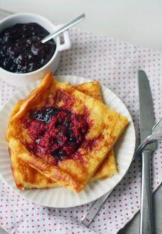 Pannukakku | Maku Waffles, French Toast, Breakfast, Desserts, Food, Kite, Morning Coffee, Tailgate Desserts, Deserts