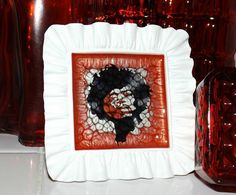 Hendrix Revisited Marble Glass Art by GlassByPriscilla on Etsy