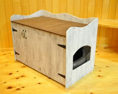 猫のトイレカバー アンティーク調ローチェスト 受注生産 猫 トイレ 猫の家具 猫