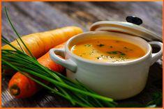Морковный суп-пюре — 10 рецептов