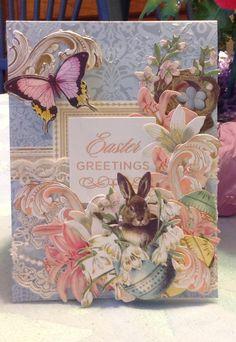 Easter Greetings - Scrapbook.com