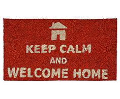 Capacho keep calm and welcome home