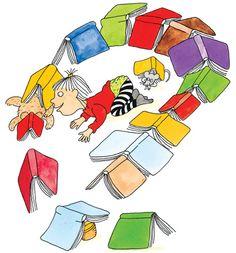Minttu-sarja, Maikki Harjanne vuodesta 1978-2012 Minttu, series for small children by Maikki Harjanne
