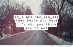 Its-not-who-you-are