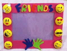 for all the BBM and WHATASPP freaks...here its a emoticons frame for u and ur friendss... size-5x7inch