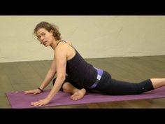 Finding Comfort in Discomfort , Yoga
