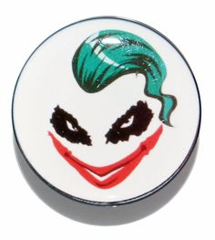 The #joker flesh plug #batman dc #comics acrylic logo tunnel lobe stretcher gauge,  View more on the LINK: 	http://www.zeppy.io/product/gb/2/261510262401/