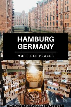 Hamburg is considered to be one of the coolest and most innovative European cities for a reason. Let´s check Top places in Hamburg you can´t miss! Europe Destinations, Europe Travel Tips, European Travel, Travel Guides, Cities In Germany, Germany Travel, Cool Places To Visit, Places To Go, Germany In Winter