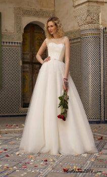 Novias Iv On Pinterest Modest Wedding Gowns Rosa Clara