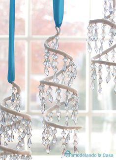 Spiral Christmas Tree Ornament (via Bloglovin.com )