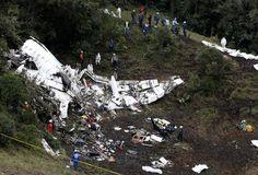 Expertos brasileños ayudarán a identificar a las víctimas del accidente aéreo en Colombia