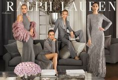 Ralph Lauren Collection Spring 2015 advertising | Thread: Ralph Lauren Fall/Winter 2014/2015