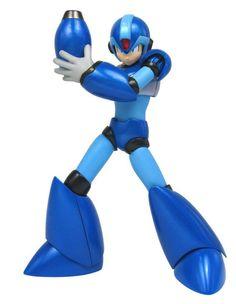 Mega Man X D-Arts Action Figure