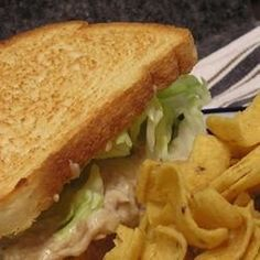 """Simple Tuna Melt Recipe - Fast and easy dinner. This recipe had me at """"pickles"""". Can probably also make this on the stove but I liked that this was less greasy than some other tuna melt recipes Tuna Melt Sandwich, Tuna Melts, Sandwich Recipes, Fish Recipes, Snack Recipes, Cooking Recipes, Entree Recipes, Best Tuna Casserole, Tuna Casserole Recipes"""