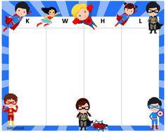 KWHL Table Super Heroes 30x24 Tables, Superhero, Fictional Characters, Mesas, Fantasy Characters