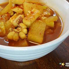평범한 재료!! 맛있고 간단한 샐러드소스 '흑임자드레싱 만들기' Thai Red Curry, Ethnic Recipes, Food, Meal, Essen, Hoods, Meals, Eten