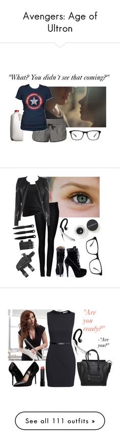 """""""Avengers: Age of Ultron"""" by juli1dfan ❤ liked on Polyvore"""