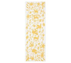 Otomi Embroidered Table Runner
