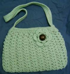 free easy crochet bag patterns | Crochet Bag Patterns: FREE Crochet bags with CrochetMe