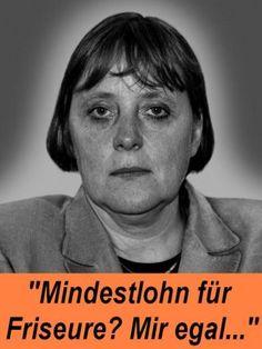 Merkel Mindestlohn                                                                                                                                                                                 Mehr