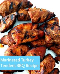 Family Camping: Marinated Turkey BBQ Recipe