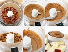 recept na homemade domace mandlove maslo