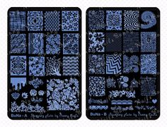 New: HD and BuNa Stamping Plates