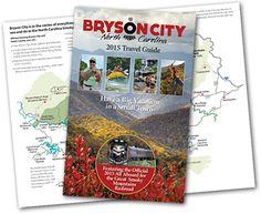 Smoky Mountain Travel Guides - Bryson City, Cherokee, Fontana Lake, Nantahala River - NC Vacation Guides