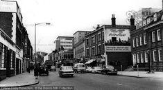 Thornton Heath, Croydon London, Old London, London Photos, Surrey, Britain, Past, Beautiful Places, Street View