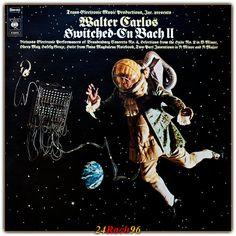 HD-Vinyl 24/96 (CBS) Wendy (Walter) Carlos – Switched-On Bach II | BOXSET.RU
