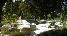 UN TUFFO NEL NERO, IMMERSO NEL VERDE, Montaione, 2015 - msplus_architettura Marco Stacchini_architetto