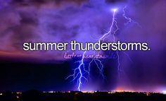 Little Reasons to Smile: Summer Thunderstorms Your Smile, Make You Smile, Thunder And Lightning, Lightning Gif, Purple Lightning, Dont Forget To Smile, Justgirlythings, Lightning Strikes, Reasons To Smile