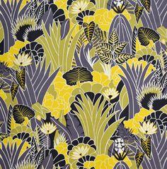 Kukkaketo fabric
