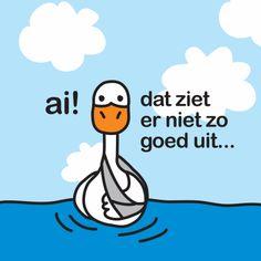 Design Get Well Soon Card / Beterschapskaart by de Zoe www.kaartje2go.nl