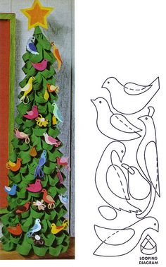 Partridge/Pear Tree by poopscape, via Flickr