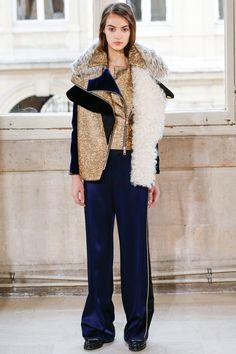 Bouchra Jarrar Haute couture Spring/Summer 2016 Fashion Show