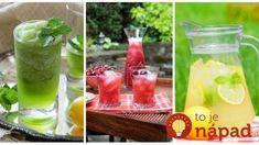 Zbierka 21 najlepších osviežujúcich limonád, ktoré odporúčame pripraviť v letnom období: Vyskúšajte už dnes!