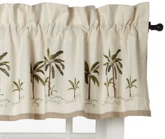 Croscill Fiji Tailored Valance -- Click on the image for additional details. (This is an affiliate link and I receive a commission for the sales)