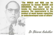 The Essential Writings of B. R. Ambedkar: Ambedkar| Quotes | Wallpapers