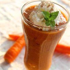 Carrot Cake Smoothie - Allrecipes.com
