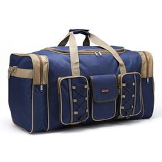 ca158c3750 Item Type  Travel Bags Item Length  65cm Gender  Women Closure Type  Zipper