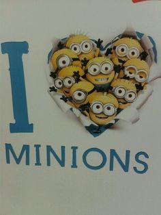 Minions!!:D