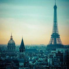 Paris, Tour Eiffel Eiffel Tower Eiffeltower & Invalides